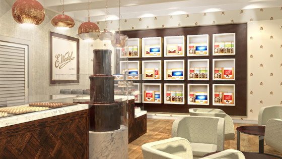 Wedel chocolaterie